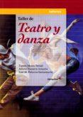 taller de teatro y danza-tomas motos teruel-9788499219349