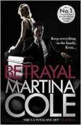 betrayal-martina cole-9781472241559