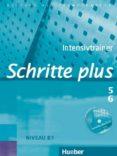 SCHRITTE PLUS 5+6. INTENSIVTRAINER MIT AUDIO-CD: DEUTSCH ALS FREMDSPRACHE - 9783192019159 - VV.AA.