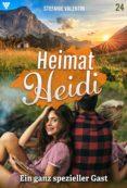 Descargar Mobile Ebooks HEIMAT-HEIDI 24 – HEIMATROMAN  (Spanish Edition) de STEFANIE VALENTIN