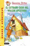 GS 39: EL EXTRAÑO CASO DEL VOLCAN APESTOSO - 9788408089759 - GERONIMO STILTON
