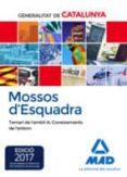 MOSSOS D ESQUADRA. TEMARI DE L ÀMBIT A: CONEIXEMENTS DE L ENTORN - 9788414208359 - VV.AA.