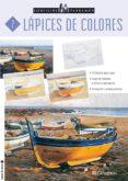 LAPICES DE COLORES: 12 EJERCICIOS PASO A PASO (EJERCICIOS PARRAMO N 7) - 9788434220959 - VV.AA.