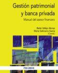 gestión patrimonial y banca privada (ebook)-marta solorzano garcia-belen vallejo alonso-9788436830859