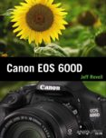 CANON EOS 600D - 9788441531659 - JEFF REVELL