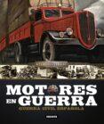MOTORES EN GUERRA: ATLAS ILUSTRADO - 9788467718959 - VV.AA.