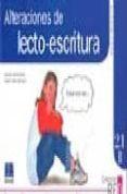 RED SEGUIMIENTO (8-10 AÑOS) 2.1B ALTERACIONES DE LECTO-ESCRITURA - 9788472781559 - NARCISO GARCIA NIETO