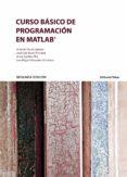 curso básico de programación en matlab (2ªedición) (ebook)-antonio souto iglesias-9788473605359