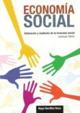 ECONOMIA SOCIAL - 9788496877559 - HUGO NARRILLOS ROUX