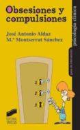 OBSESIONES Y COMPULSIONES - 9788497562959 - JOSE ANTONIO ALDAZ