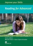 IMPROVE SKILLS ADV READING -KEY PACK - 9780230462069 - VV.AA.