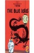 THE BLUE LOTUS (THE ADVENTURES OF TINTIN) - 9780316358569 - HERGE