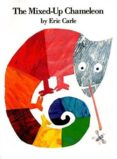 THE MIXED-UP CHAMELEON - 9780690043969 - ERIC CARLE