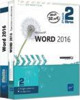 WORD 2016: PACK 2 LIBROS - 9782409015069 - PIERRE RIGOLLET