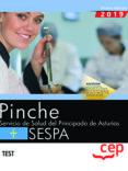 PINCHE: SERVICIO DE SALUD DEL PRINCIPADO DE ASTURIAS SESPA: TEST - 9788413100869 - VV.AA.