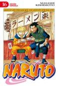 naruto nº 16/72-masashi kishimoto-9788415866169