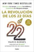 LA REVOLUCION DE LOS 22 DIAS - 9788425354069 - MARCO BORGES