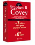 PACK CONMEMORATIVO STEPHEN R. COVEY - 9788449328169 - STEPHEN R. COVEY
