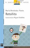 RETOÑITO - 9788467541069 - MARIA MENENDEZ-PONTE