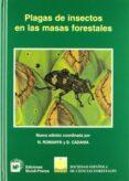 PLAGAS DE INSECTOS EN LAS MASAS FORESTALES - 9788484760269 - VV.AA.