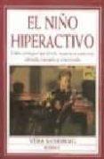 EL NIÑO HIPERACTIVO - 9788489778269 - VERA SANDBERG