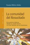 LA COMUNIDAD DEL RESUCITADO (EBOOK) - 9788490734469 - EQUIPO BÍBLICO VERBO