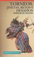 TORNEOS, JINETAS, RETOS Y DESAFIOS - 9788494639869 - ENRIQUE DE LEGUINA