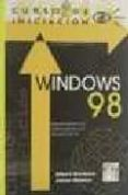 WINDOWS 98: CURSO DE INICIACION - 9788495318169 - ALBERT BERNAUS PEREZ
