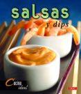 SALSAS Y DIPS - 9788496777569 - VV.AA.