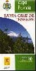 SANTA CRUZ DE TENERIFE: MAPA PROVINCIAL (1:200000) (4ª ED.) - 8423434115379 - VV.AA.