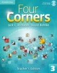 FOUR CORNERS LEVEL 3 TEACHER S EDITION WITH ASSESSMENT AUDIO CD/CD-ROM - 9780521127479 - VV.AA.