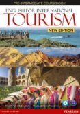 ENGLISH FOR INTERNATIONAL TOURISM PRE-INTERMEDIATE NEW EDITION COURSEBOOK WITH DVD-ROM - 9781447923879 - VV.AA.