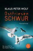 OSTFRIESENSCHWUR: DER ZEHNTE FALL FÜR ANN KATHRIN - 9783596197279 - KLAUS-PETER WOLF