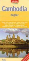 CAMBODIA, ANGKOR: 1/1500000 (NELLES MAP) - 9783865744579 - VV.AA.