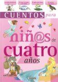CUENTOS PARA NIÑAS DE CUATRO AÑOS - 9788430569779 - VV.AA.