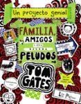 TOM GATES 12: FAMILIA, AMIGOS Y OTROS BICHOS PELUDOS - 9788469623879 - LIZ PICHON