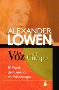 la voz del cuerpo (ebook)-alexander lowen-9788478086979