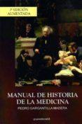 manual de historia de la medicina-pedro gargantilla madera-9788494096679