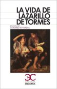 LA VIDA DEL LAZARILLO DE TORMES (8ª ED.) - 9788497403979 - ANTONIO REY HAZAS