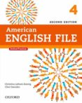 AMERICAN ENGLISH FILE: LEVEL 4: STUDENT BOOK WITH ONLINE PRACTICE - 9780194776189 - VV.AA.
