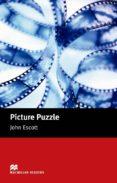 MACMILLAN READERS BEGUINNER: PICTURE PUZZLE - 9781405072489 - JOHN ESCOTT
