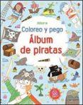 ÁLBUM DE PIRATAS - 9781409573289 - VV.AA.