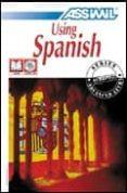 UNSING SPANISH - 9782700501889 - VV.AA.