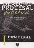 DERECHO PROCESAL PRACTICO - 9788415560289 - ALFREDO ALCAÑIZ RODRIGUEZ