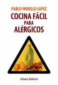 COCINA FACIL PARA ALERGICOS - 9788420608389 - PABLO MURILLO LOPEZ