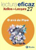 O AVÓ DE PIPA XOGO DE LECTURA - 9788421666289 - VV.AA.
