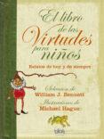 el libro de las virtudes para niños-william j. bennett-9788440665089
