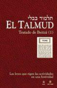 EL TALMUD (VOL. 8): TRATADO DE BEITZA I - 9788441421189 - VV.AA.