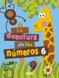LA AVENTURA DE LOS NÚMEROS 6 - 9788444176789 - VV.AA.