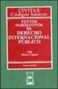 TEXTOS NORMATIVOS DE DERECHO INTERNACIONAL PUBLICO (8ª ED.) - 9788447018789 - NILA TORRES UGENA